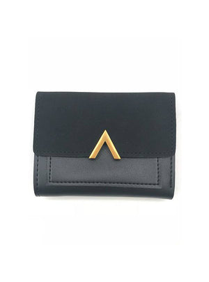 Leather Small Women Wallet Mini Wallets Purses
