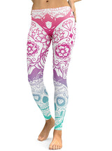3D Printed Leggings Women Sporting Leggings