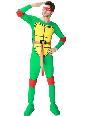 Ninja Turtle Cosplay Role Playing Clothing