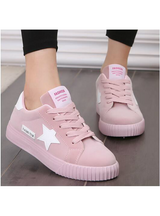 Comfortable Damping Soles Platform Shoes