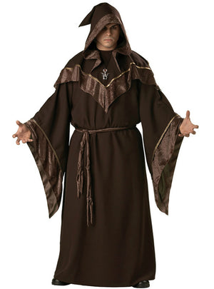 Religious Godfather Wizards Suit Halloween Cosplay