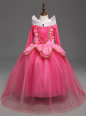 Party Princess Dresses Little Girl Clothing Girl