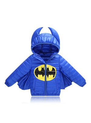 Boy Winter Coat Warm Down Cotton jacket