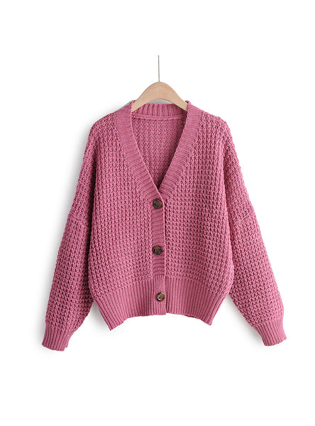 Women Winter Clothes Kardigan Knitted