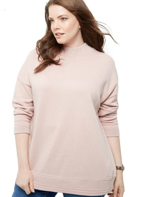 Pullovers Long Sleeve O-Neck Big Size Sweatshirt