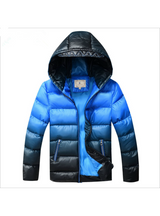 Boys Winter Coat Padded Jacket Outerwear