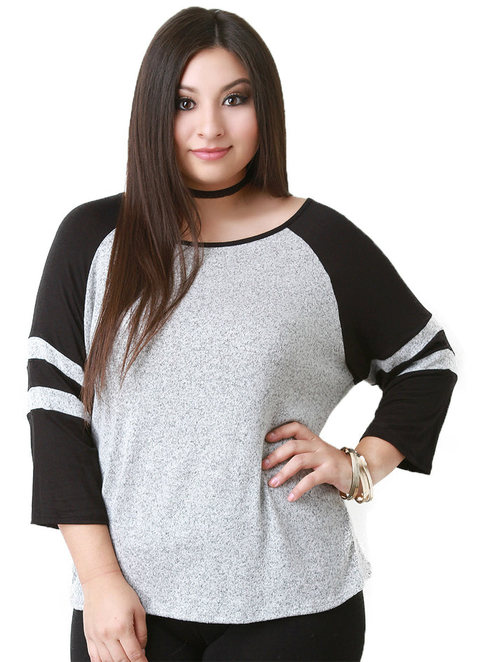 Long Sleeve O-neck Solid Female Clothing Tops