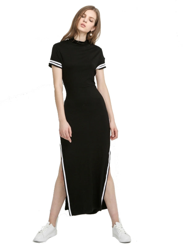 Elegant Bodycon Long Casual Party Maxi Dresses