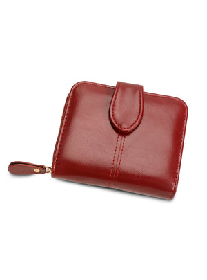 Wallet Women Purse Female Wallet Leather Pu