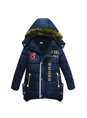 Boy Coat&Outwear Children Winter Jacket&Coat