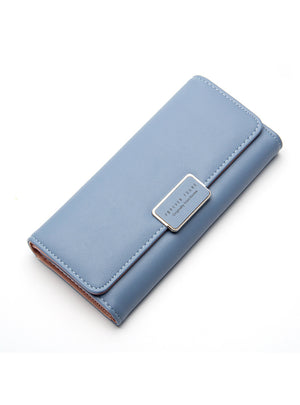 Women's Purse Women Wallet Long Passport Female Coin