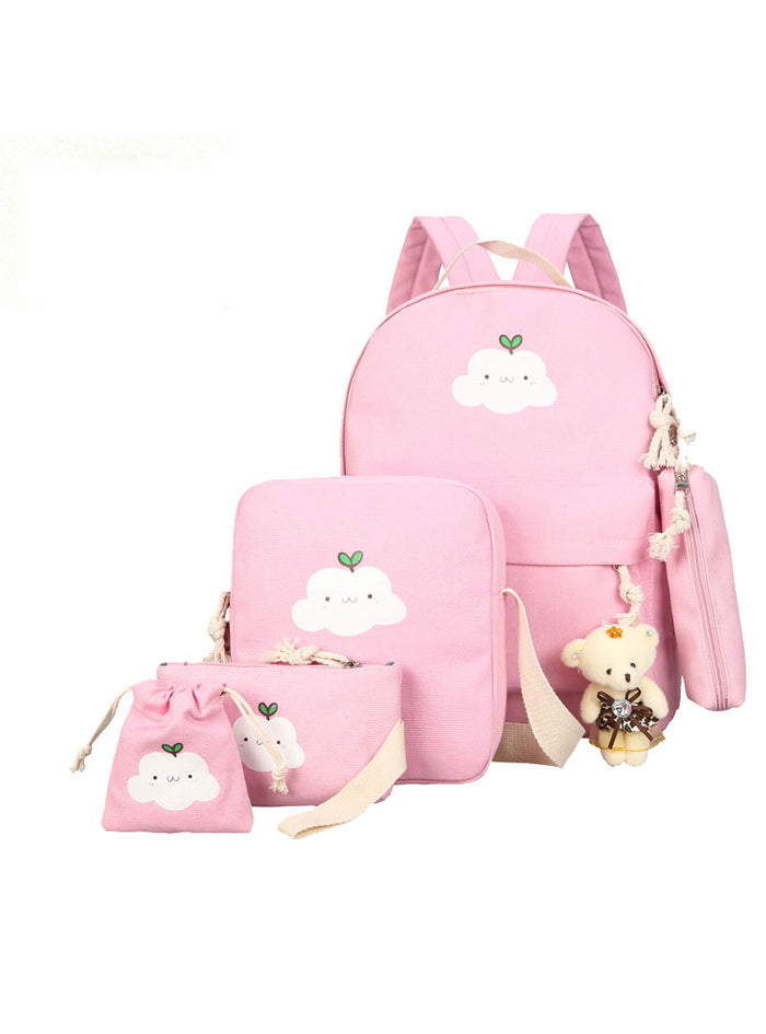 School Bags For Teenage Girls Cute Bookbags Mochila