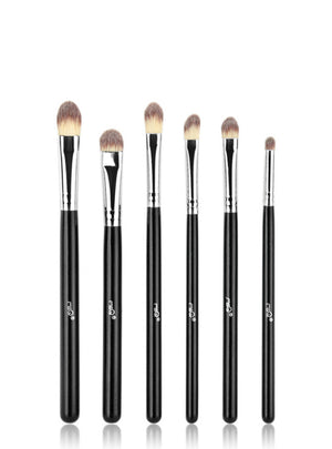 6pcs Eyeshadow Makeup Brushes Set Eye Brush