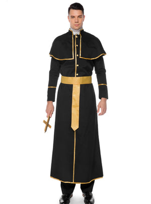 Halloween Professional Role-playing Christian Priest