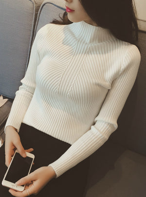 Autumn Pullover Women Sweater Jumper Truien Dames