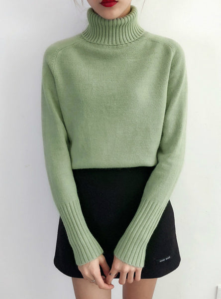 Women Sweater And Pullover Female Tricot Jersey