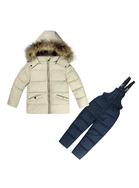 Boys Girls Winter Down Coat Children Warm