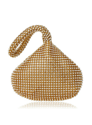 Soft Beaded Women Evening Bags Cover Open Style