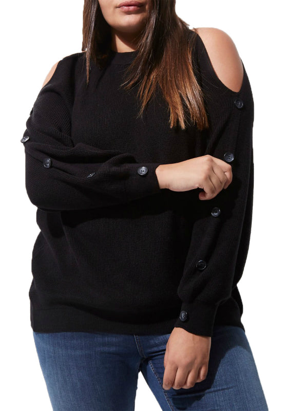 O-neck Female Pullovers Antumn Lady Sweaters