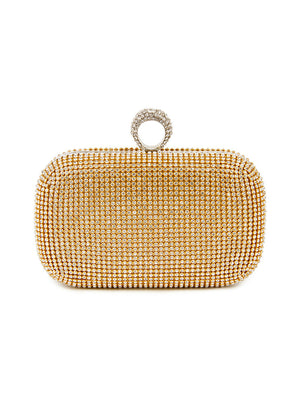 Evening Clutch Bags Diamond-Studded Evening Bag