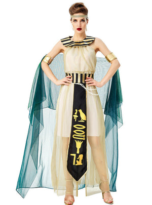 Queen of Egypt's Pharaohs on Halloween
