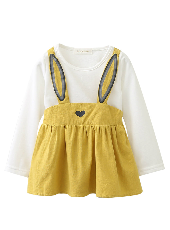 Baby Girls Clothes Cute Rabbit Ears
