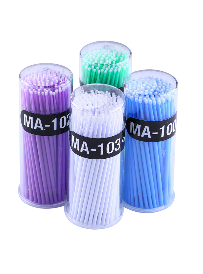Makeup Brushes Eyelash Extension Applicators