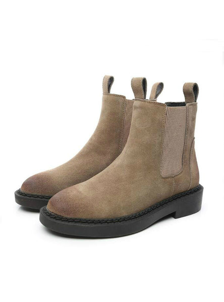 Women Boots Winter Warm Short Ankle Boots