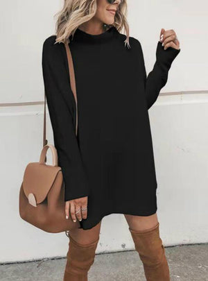 Long Sleeve Slim Streetwear Pullovers Oversized Sweater