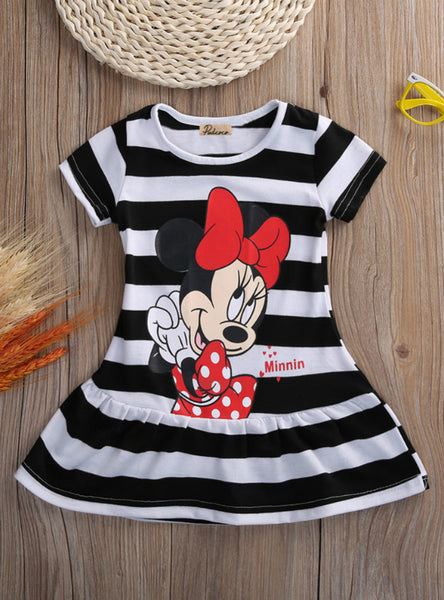 Cute Children Kids Baby Girls Dresses Clothes