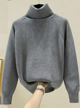 Women Sweater Winter Warm Female Jumper Thick