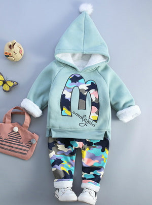 Children's Clothing Sets Boy Girl Outfit Wear