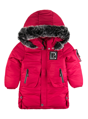 Winter Down Girls Thickening Warm Down Jackets