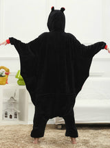 Bat Costume Pajamas Sleepwear Onesie