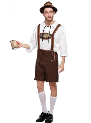 German Oktoberfest Dress Adult Stage Costumes