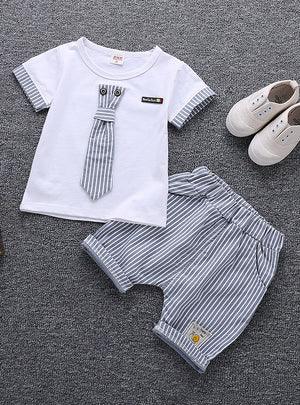 Kids Cotton Cute Sets Baby Boy Outfit Baby Set