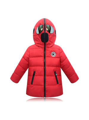 Winter Jackets Boys Winter Coats Kid Girls Warm