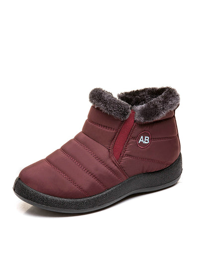 Waterproof Snow Boots For Winter Shoes