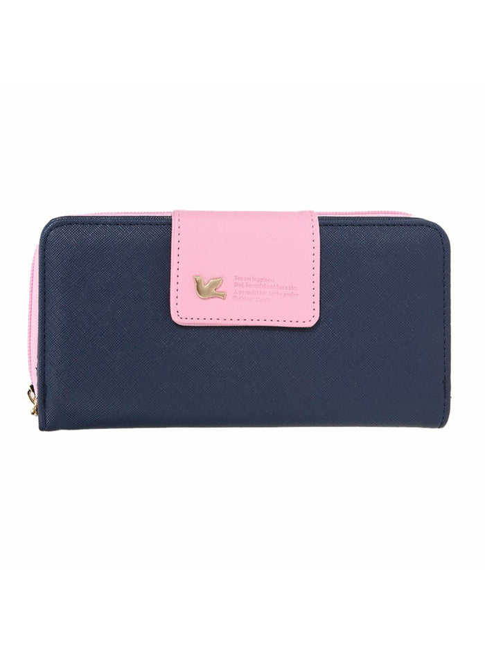 Women Wallets Brand PU Leather Long Leather