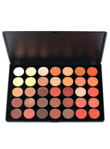 35 Colors Shimmer Matte Eye shadow Makeup