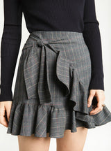 Short Mini Skirt Womens Skirts Fall Skirts