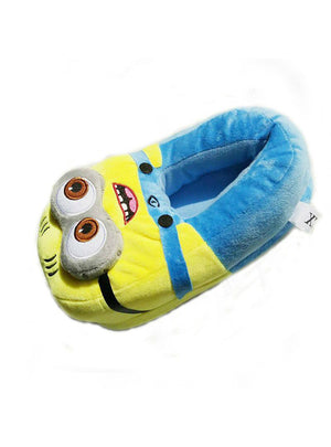 Minion Slipper Plush Stuffed Funny Ciabatte Minions