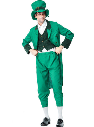 Men's St Patrick's Day Irish Goblin Costume