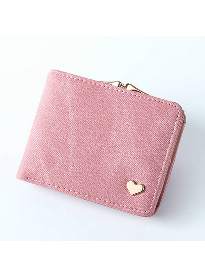 Leather Wallets Design Brand Mini Lady Purses