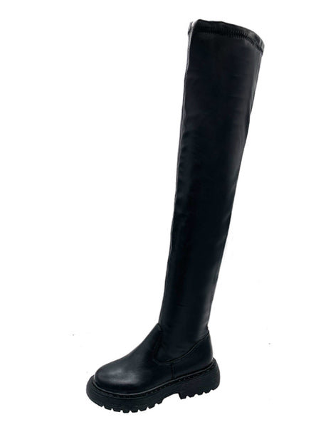 Women shoes Platform Thigh High Boots