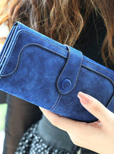 Female Long Wallet Women's Coin Purse Card