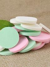 20pcs/pack Makeup Sponge Powder Puff Women