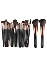 22Pcs Cosmetic Makeup Brushes Set Blush Powder