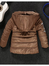 Baby Kids down Coat Boys Outerwear &Coats