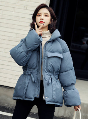 Women Jackets Parka Winter Short Generation